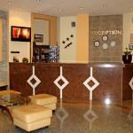 Рецепцията в Хотелски комплекс Предел