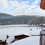 Изглед от стаята на хотела
