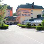 Хотелски комплекс Предел - екстериор