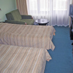 A double room in Complex Predel