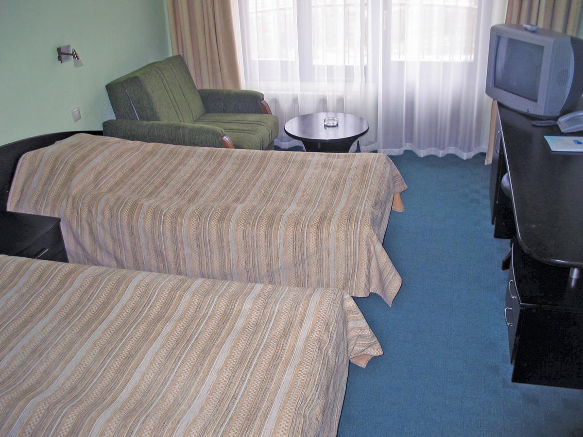 Hotel complex Predel - double room