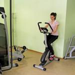 Фитнесът в Хотелски комплекс Предел