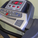 Treadmill at the gym
