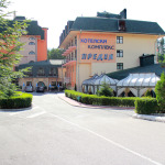 Hotel complex Predel - exterior
