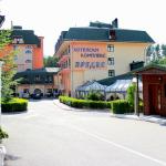 Hotel complex Predel - facade